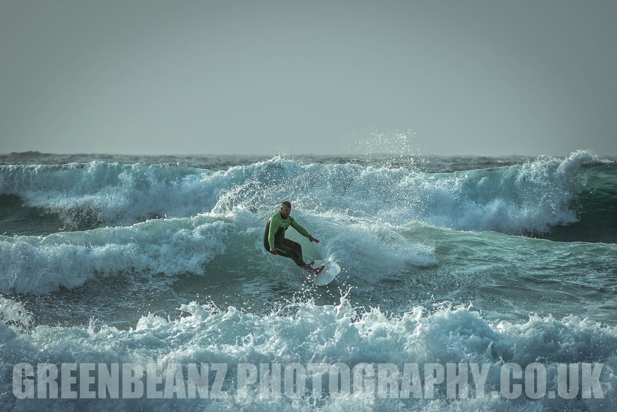 Photograph of Surfer at NewquayZoo UK Animal Photography