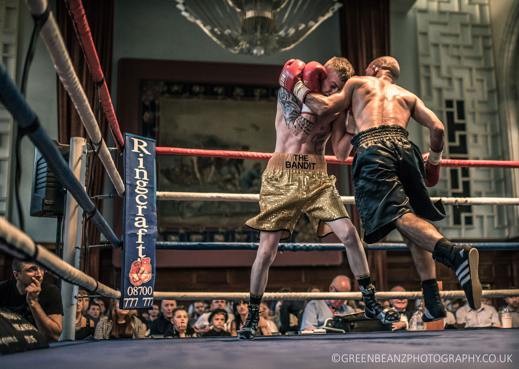 Plymouth Guildhall Professional Boxing