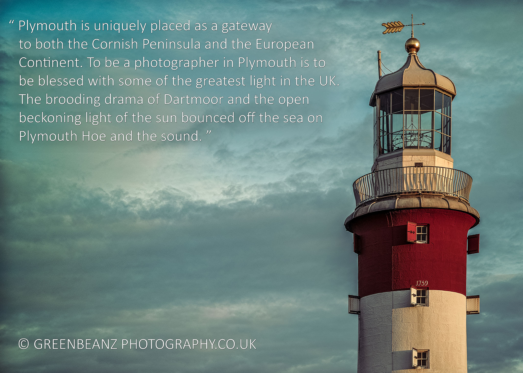 Eddystone Lighthouse Plymouth Smeaton's Tower