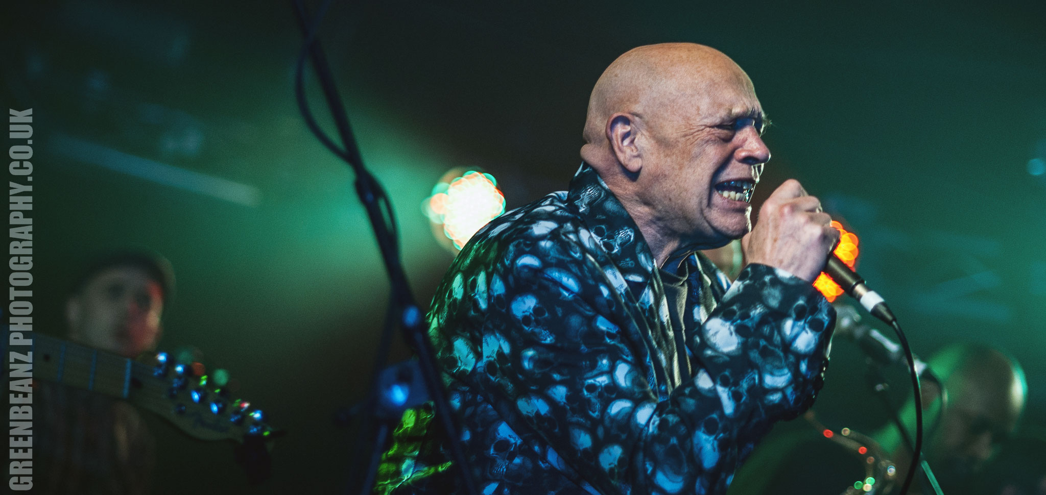 Buster Bloodvessel and Bad Manners British Ska Legends live in Plymouth 2018