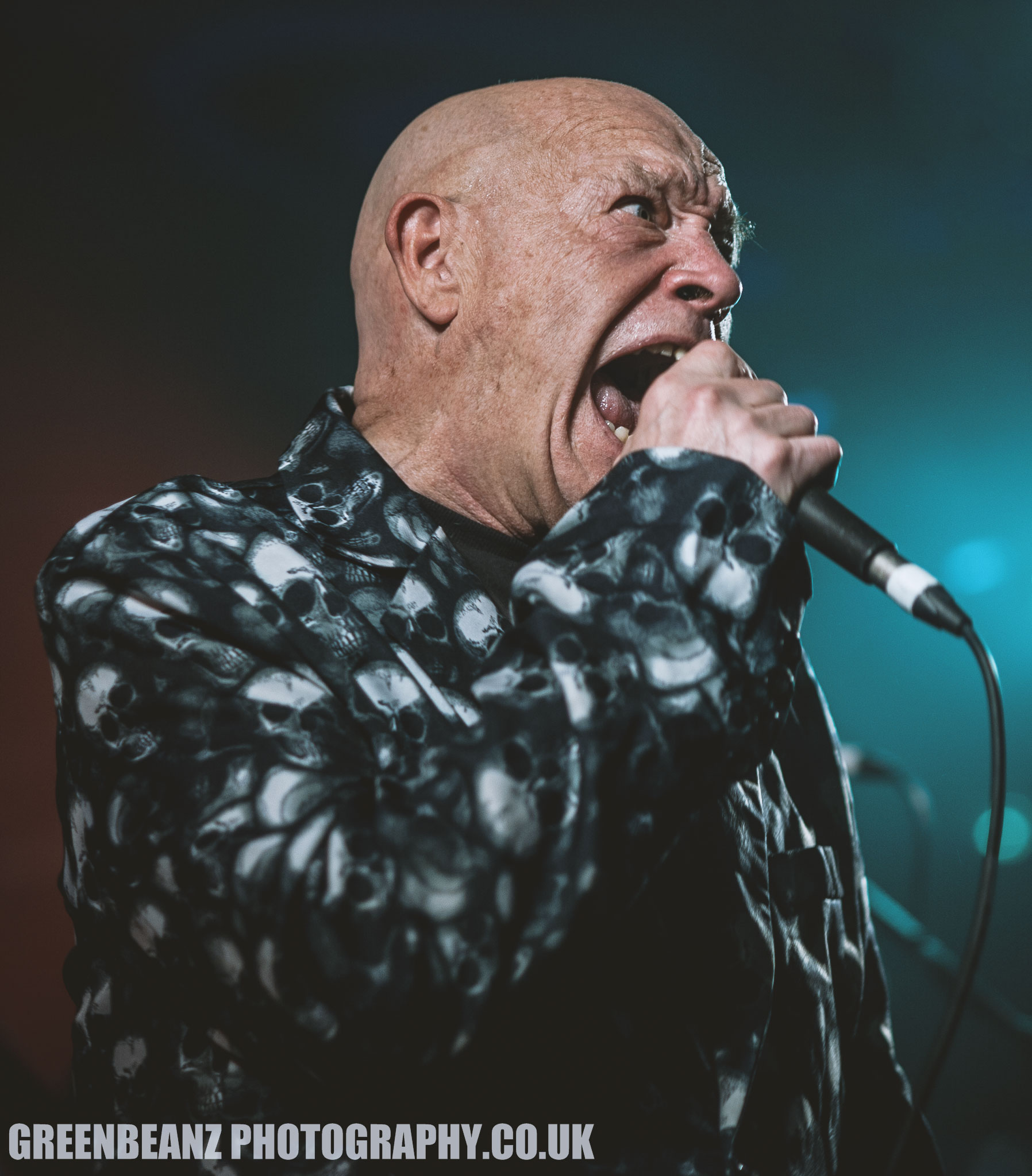Buster Bloodvessel at The Hub Plymouth Thursday 29th March 2018