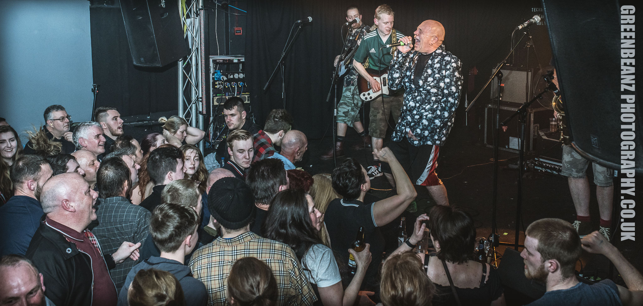 Bad Manners UK SKA legends live at The Hub Plymouth