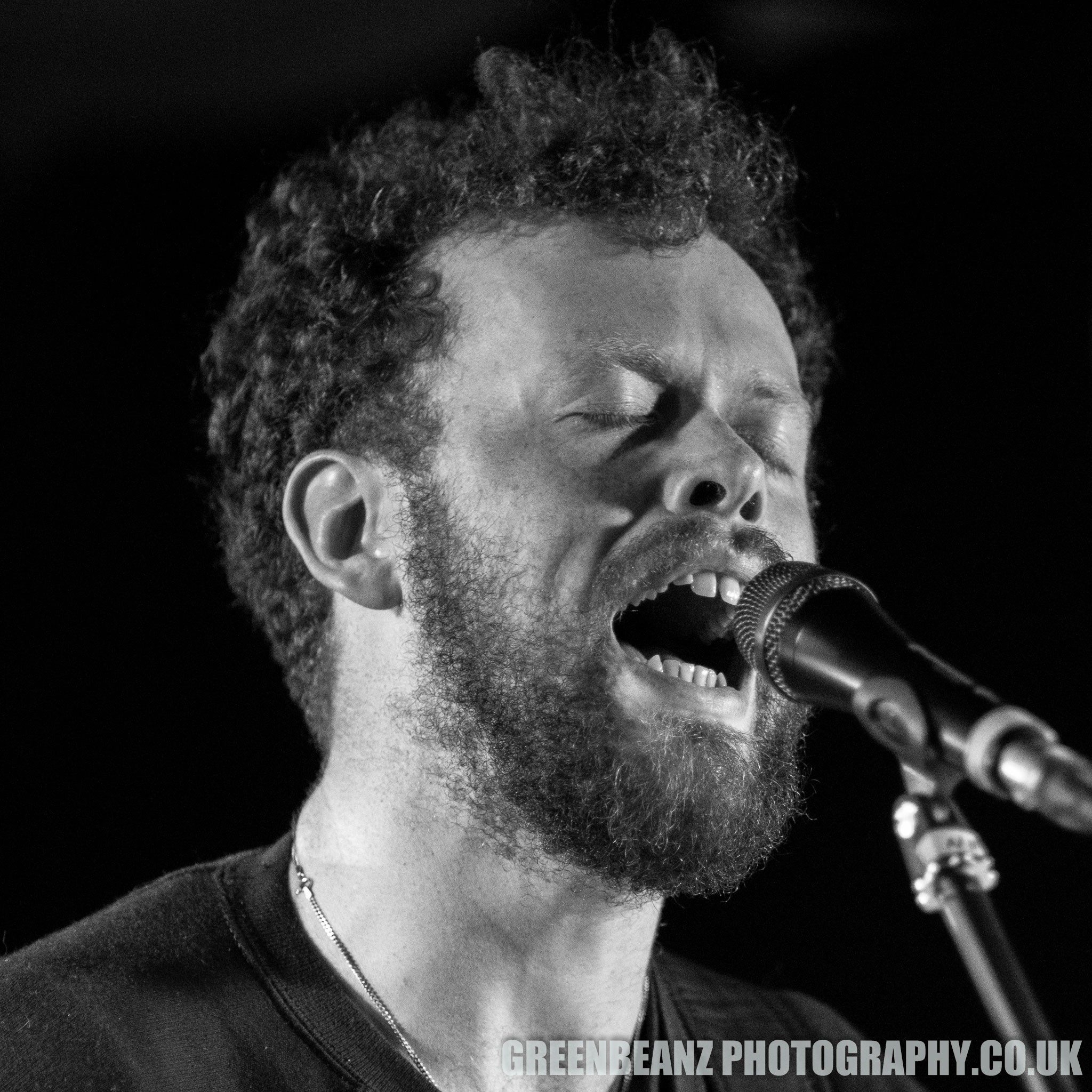 Calvin Thomas Singer-Songwriter at Underground Plymouth 05April 2018