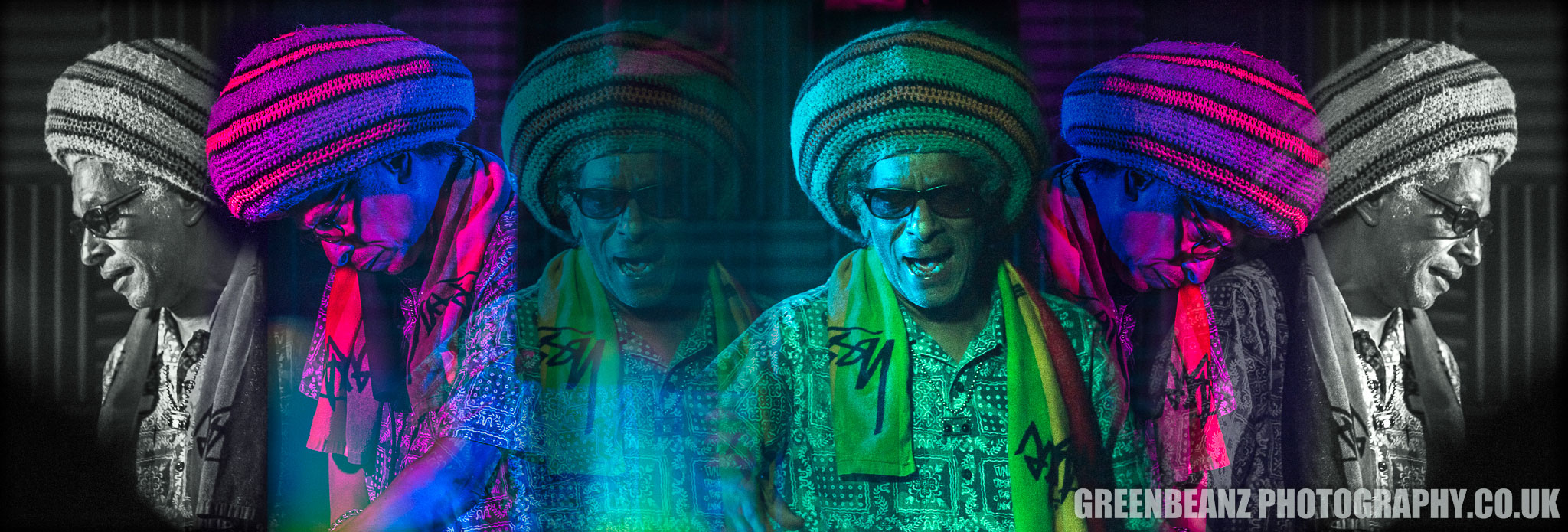 Don Letts at The Junction Plymouth 01st June 2018