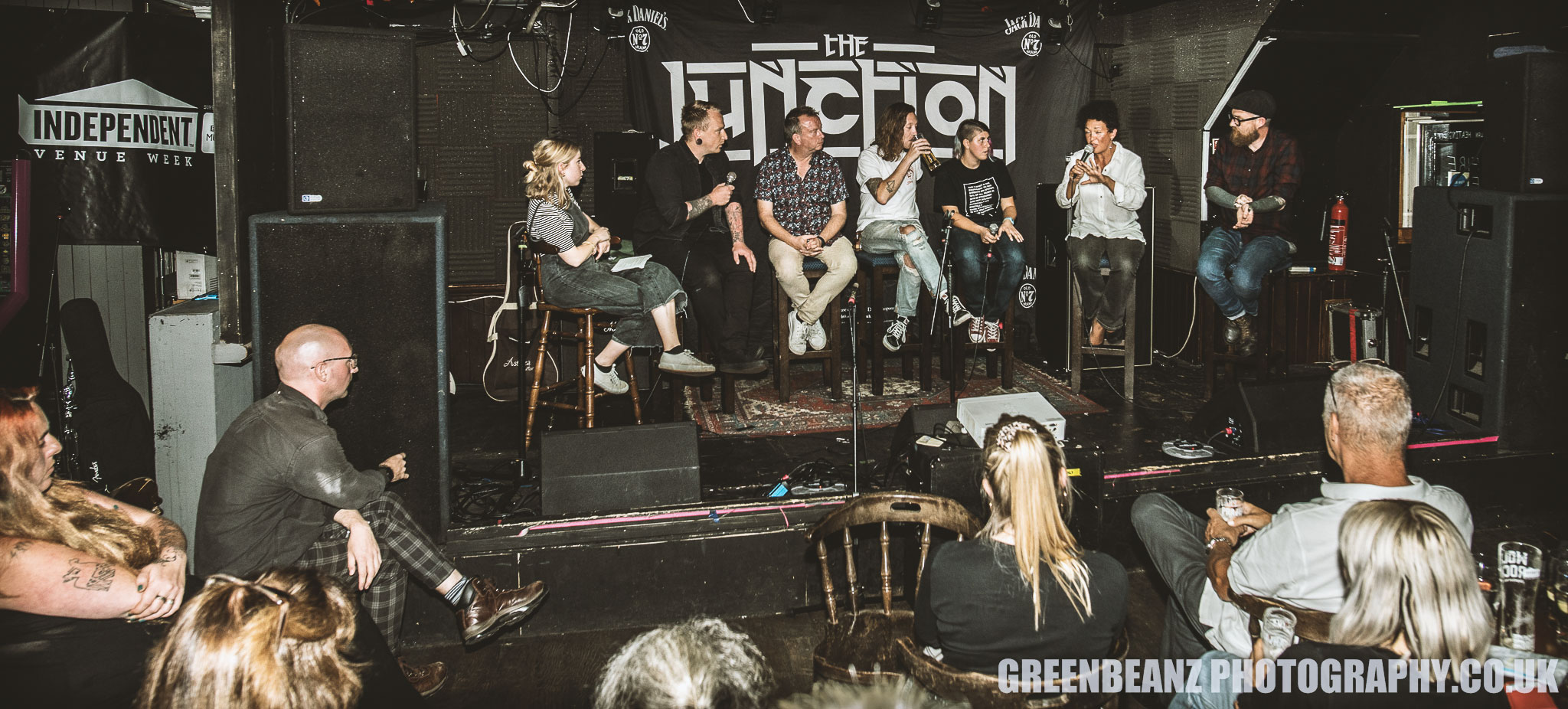 MVT Fightback Plymouth Panel discussion about the importance of grass roots venues at The Junction 18/09/19