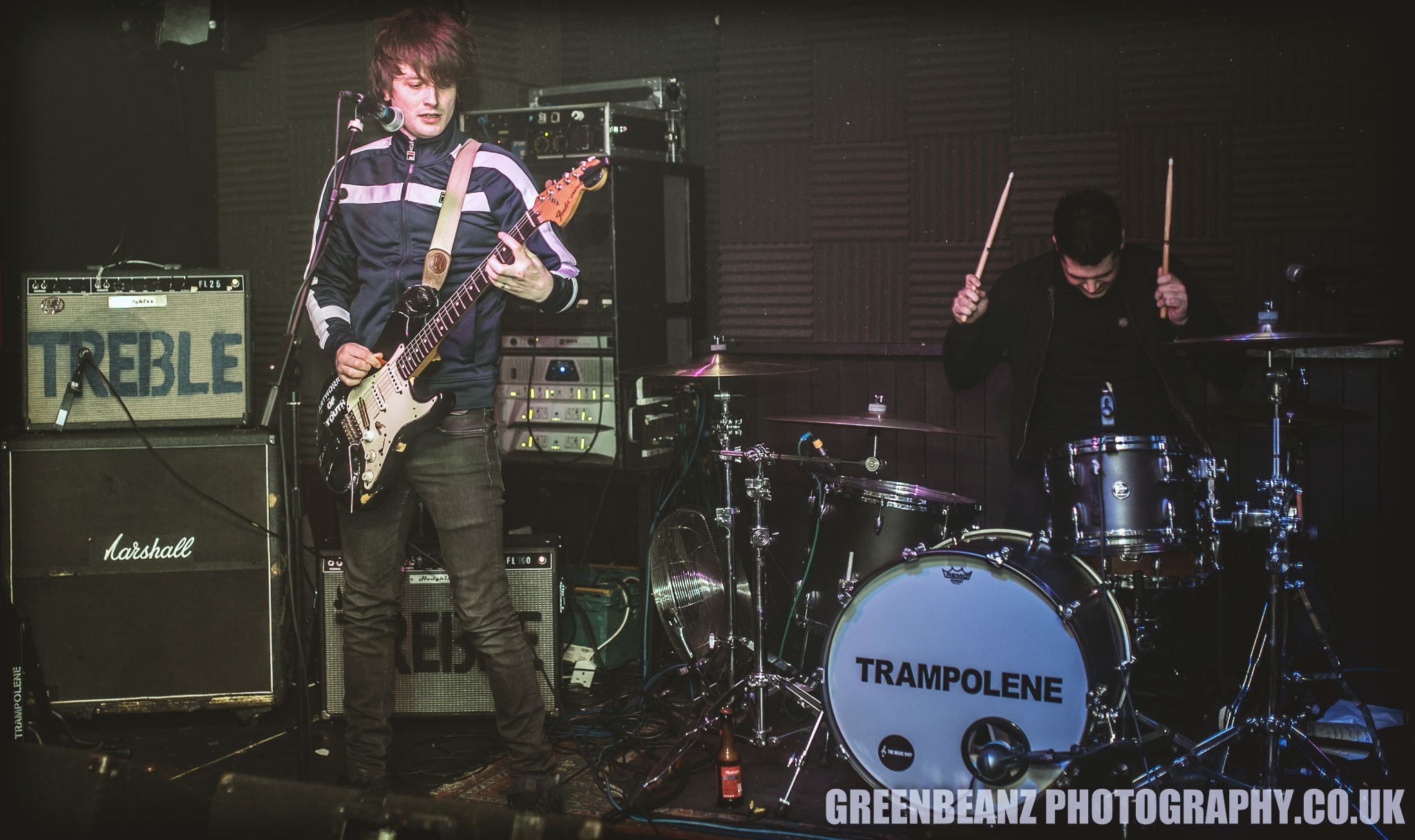 Trampolene The Junction Plymouth